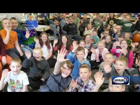 School visit: Rindge Memorial School