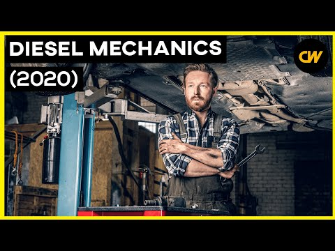 Diesel Mechanic Salary (2020) – Diesel Mechanic Jobs