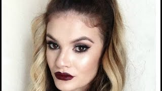 Fall Makeup Tutorial 2014 Thumbnail