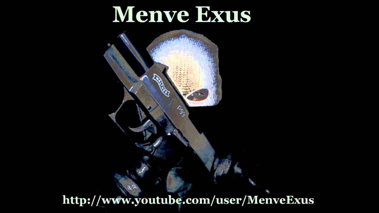 Download Menve Exus - Fick nicht mit den Falschen Symen (Beat by Da Evilist)