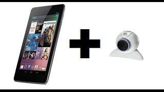 Как подключить к планшету web-камеру?Ответ здесь!(25 лайков новое видео!, 2016-07-21T08:58:51.000Z)
