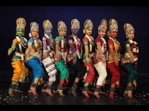Maa Durga Wallpaper 3d Sridevi Nrithyalaya Janani Jagath Karani Dvd Release
