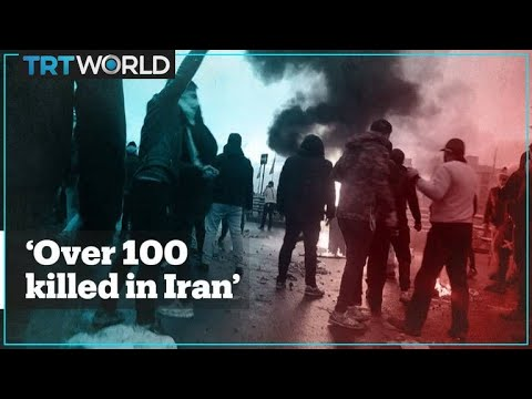 Over 100 killed in anti-government protests in Iran – Amnesty
