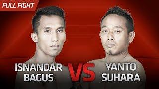 [HD] Isnandar Bagus vs Yanto Suhara || One Pride Pro Never Quit #27