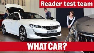 2018 Peugeot 508 coupé | Reader test team | What Car?