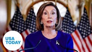 How 7 House Democrats got Nancy Pelosi to want impeachment | USA TODAY