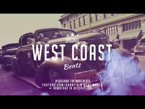 'West Coast' Freestyle Rap Beat Hip Hop Instrumental (Prod: Danny EB)