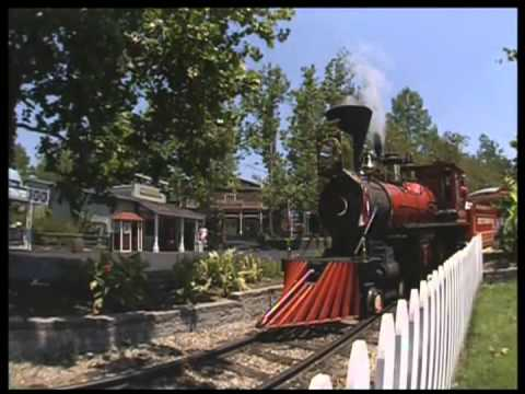 Tommy G  Robertson Railroad   Six Flags St Louis