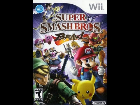 Super Smash Bros. Brawl playthrough