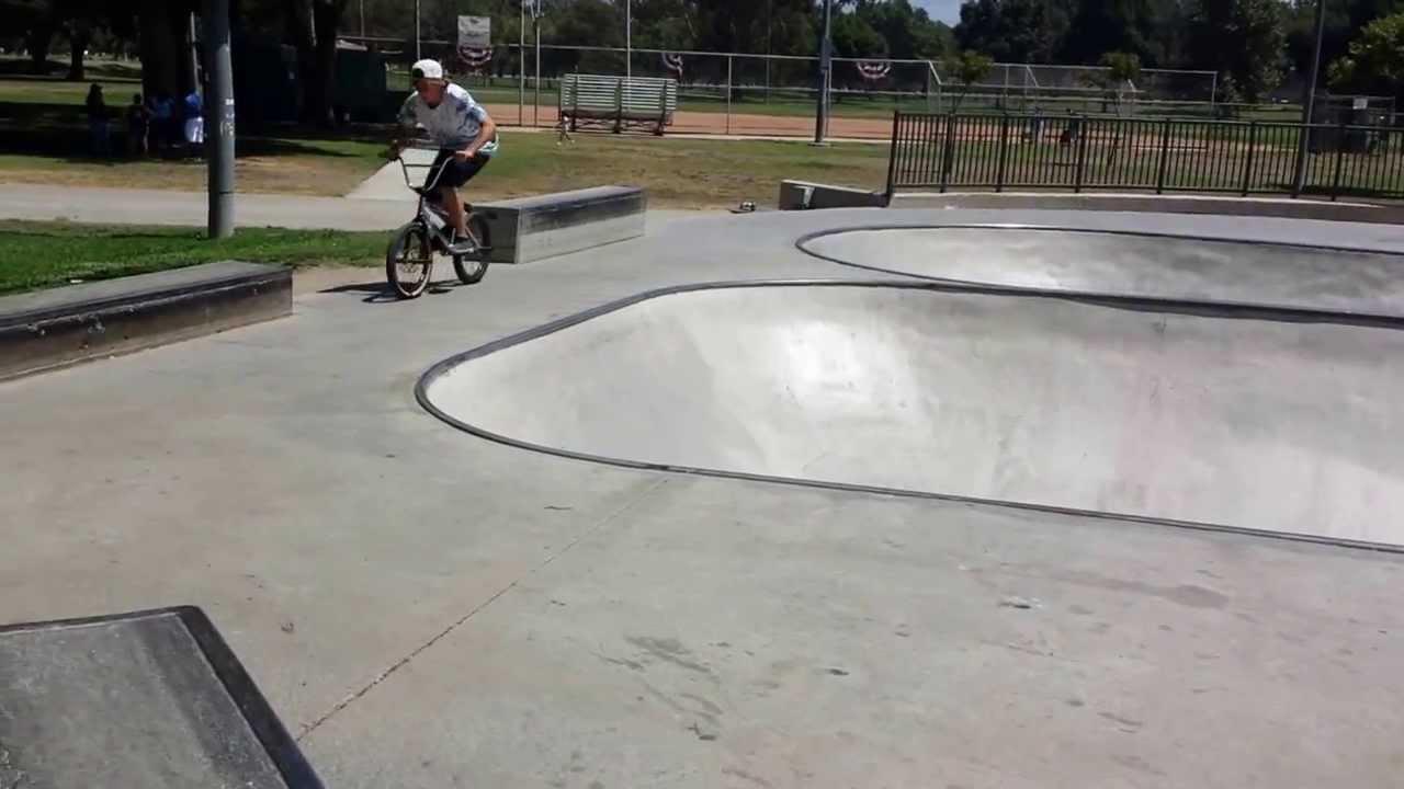 El Dorado Skatepark Long Beach Ca