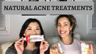 Natural Topical Acne + Blemish Spot Treatments