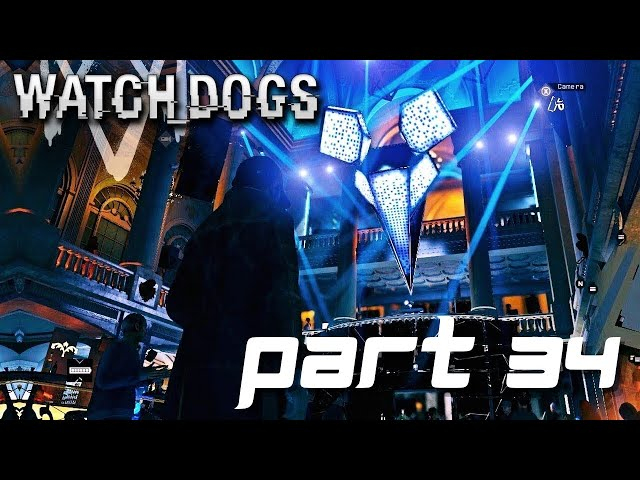 Watch Dogs Gameplay part 34 - The defalt condition