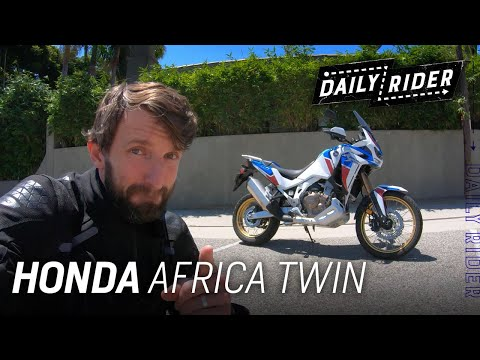 2020 Honda Africa Twin 1100 Adventure Sports Review | Daily Rider
