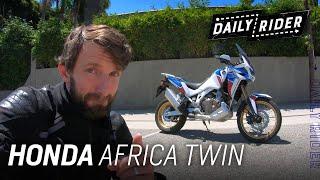 2020 Honda Africa Twin 1100 Adventure Sports | Daily Rider