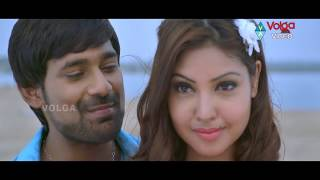 Telugu latest love scenes and songs || feel good song || volga videos 2017