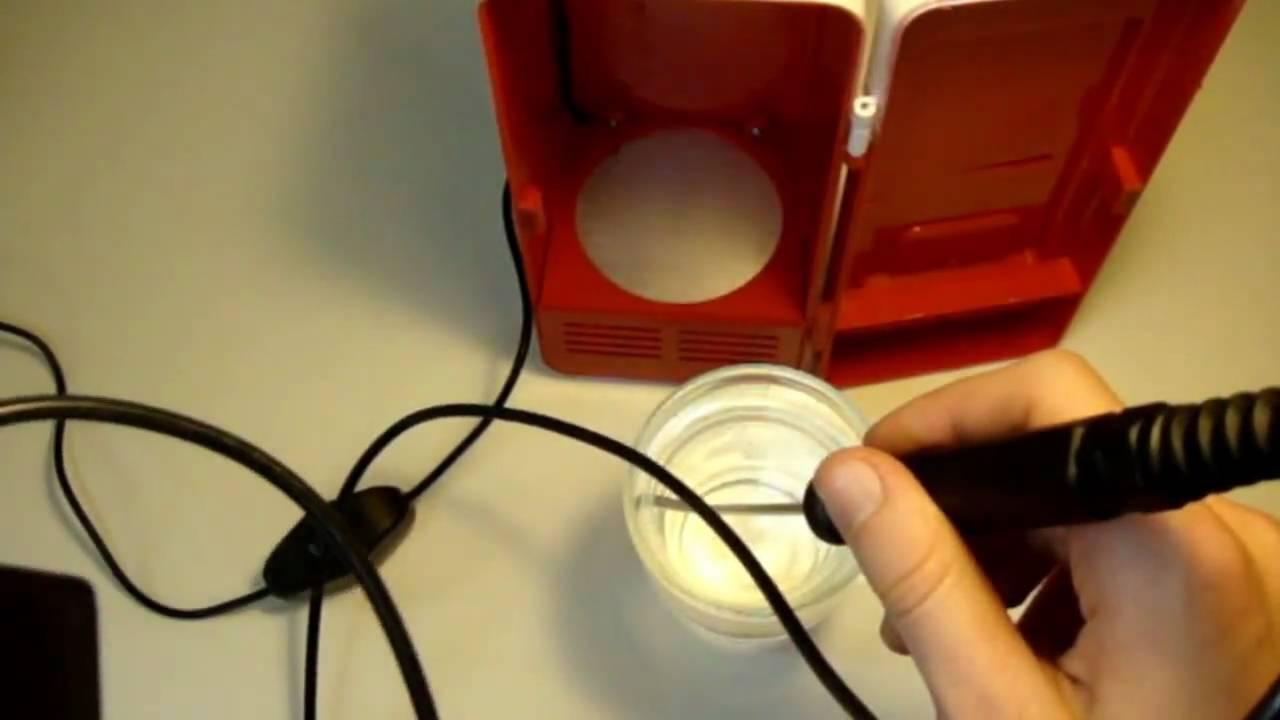 Mini Kühlschrank Akku : Review zu dem usb mini retro kühlschrank von stronggorilla