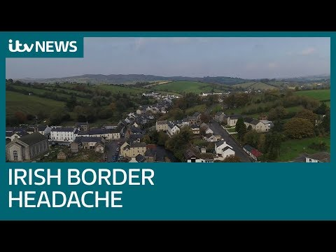 Pettigo: The Irish village at centre of Brexit border conundrum | ITV News