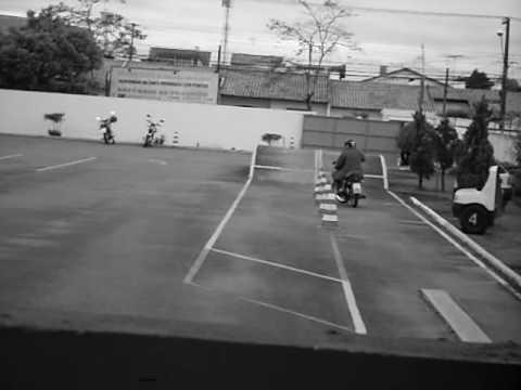 Exame de moto detran pr