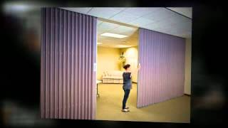 Folding Room Dividers and Operable Partitions by Hufcor