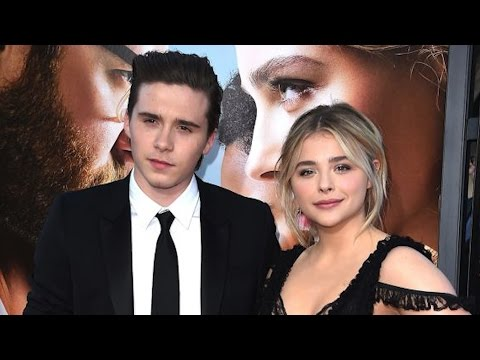 Top 10 Times Chloe Moretz & Brooklyn Beckham Proved They Are The Cutest Couple EVER!