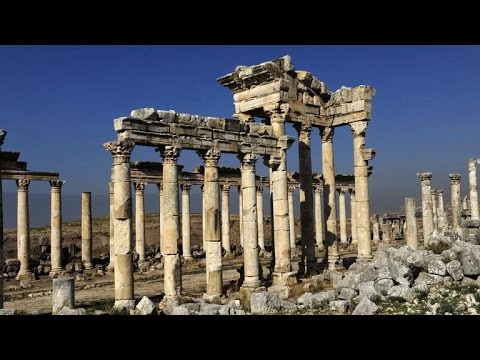 "Syrian ""Monuments Men"" works to save precious culture"