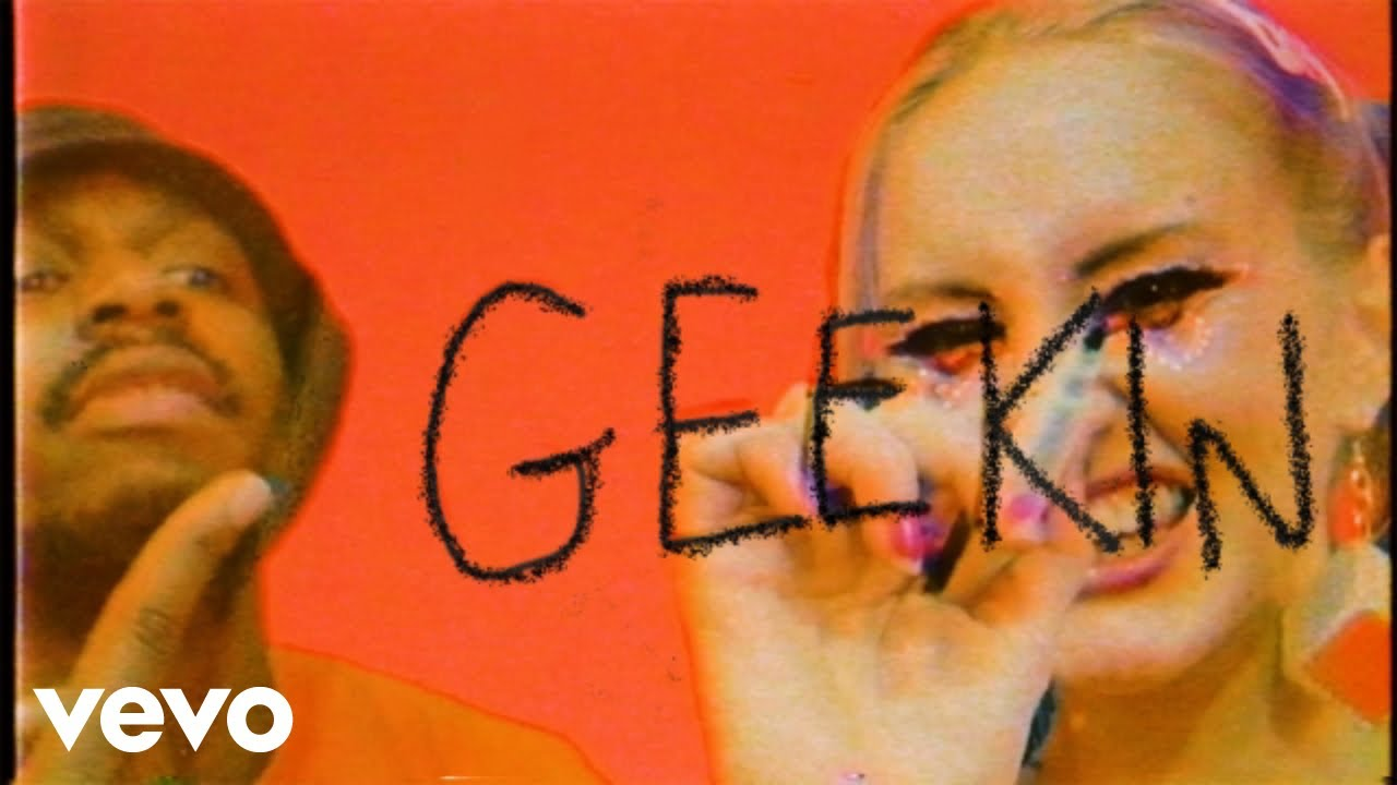 MIA GLADSTONE - GEEKIN' ft. Ciscero