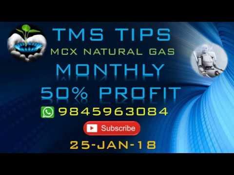 TAMIL MCX COMMODITY 25-JAN-18