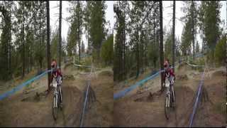 Beacon Hill Double Down Hoe Down Downhill Mountain Bike Race Teaser Clip