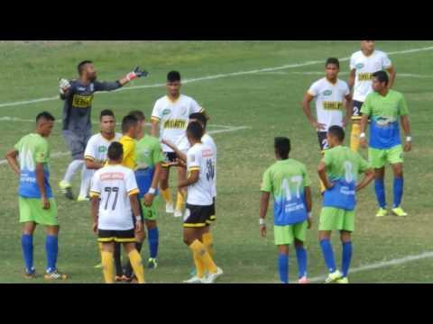 llaneros EF 1 - 3 ATL. GUANARE FC / SEGUNDA DIVISION