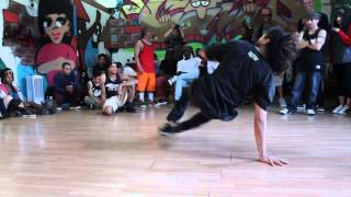 Down By Law 2 BBoy 2 vs 2 Battle : Animal & Cave 'M vs Wise