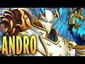 ANDROXUS INSTAKILL REVERSALS | Paladins Gameplay