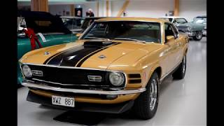 [4k in Swedish] Ford Mustang Mach 1 1970 Model Year at Mel