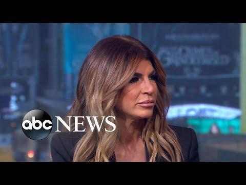 'GMA' Hot List: Teresa Giudice discusses her husband's pending deportation