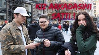 Sevgilini 1000 Euro  Icin  Bir Geceliğine Satar misin ?! ( Sosyal Deney )