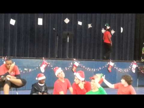 Broward Academy Christmas Show 2014