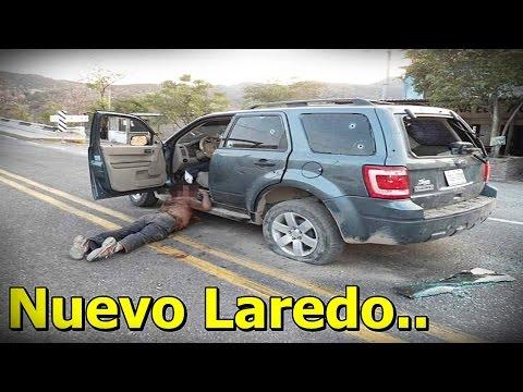 Graban Balacera entre Militares y ZETAS en Nuevo Laredo, Tamaulipas