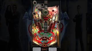 Visual Pinball X Backglass