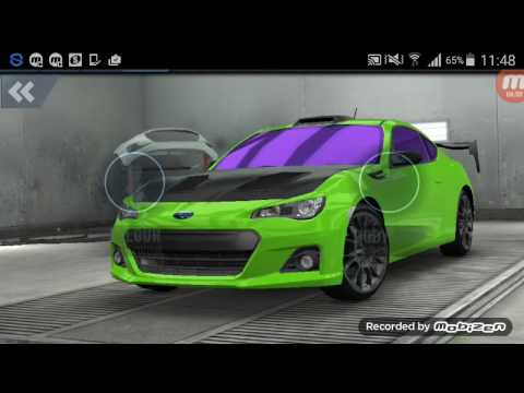 เกมรถแข่ง #2