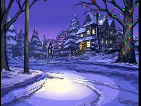 Grandma Got Run Over By A Reindeer -- THE SONG from the Animated TV Show