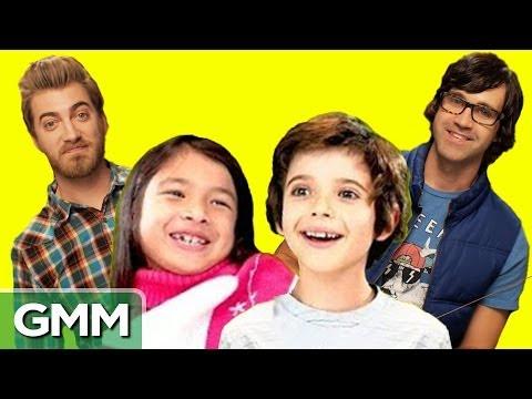 Rhett & Link React to Kids React to Rhett & Link