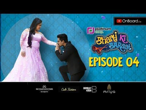 #BhartiKiBaraat   Episode 04   Bharti-Haarsh ki Mehendi