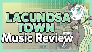 Lacunosa Town Music Review (Analysis)