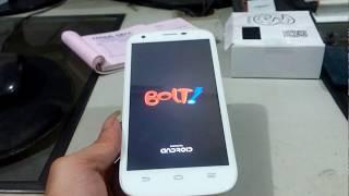 Cara Hard Reset Bolt ZTE V9820