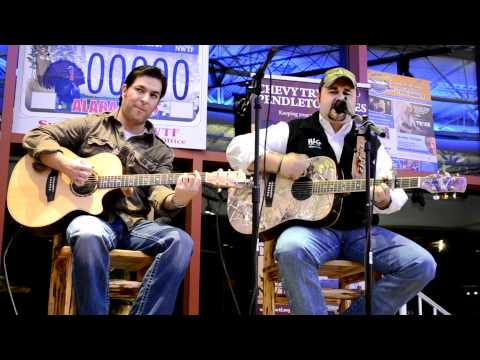 Daryle Singletary - Black Sheep of the Family (Acoustic Cover)