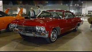 1965 Chevrolet Chevy Impala SS 396 L78 with Original Owners on My Car Story with Lou Costabile