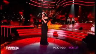 A Dal 2013 döntő: Radics Gigi - Úgy fáj  - MTVA