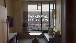 PARKROYAL COLLECTION Pickering, Singapore – Urban Junior Suite