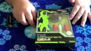 KMD Xbox Component Cable Unboxing (HD)
