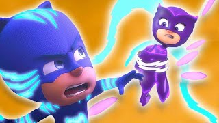 PJ Masks Episode | CLIPS | ⭐️Catboy's Best Moments! ⭐️Cartoons for Kids