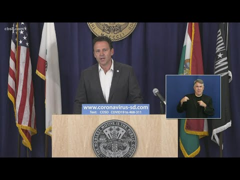 San Diego County delivers final scheduled COVID-19 briefing